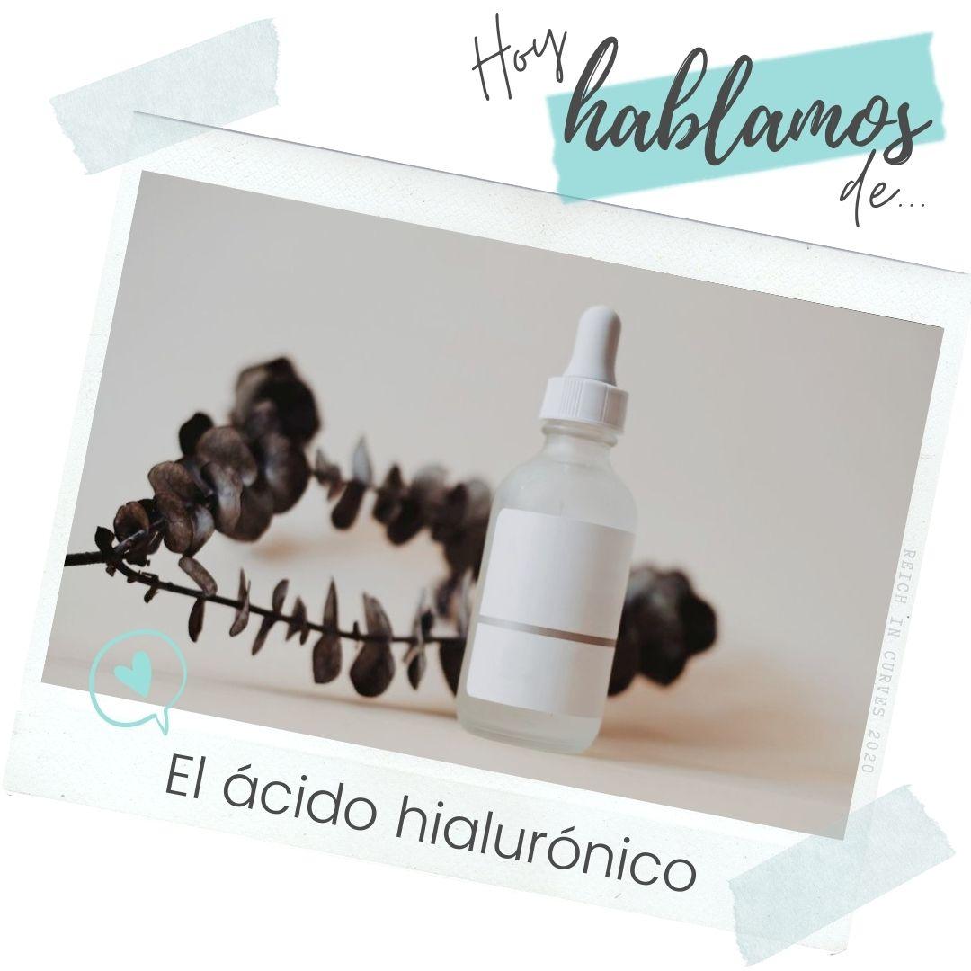 El ácido hialurónico