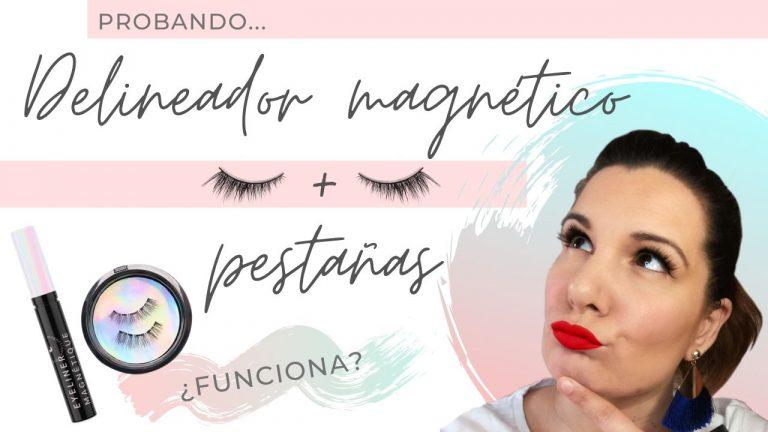 Eyeliner magnetico a prueba🕵️♀️. ¿Funciona? 👍👎¿Es fácil aplicarlo? 🤷♀️¿Y retirarlo?🛀