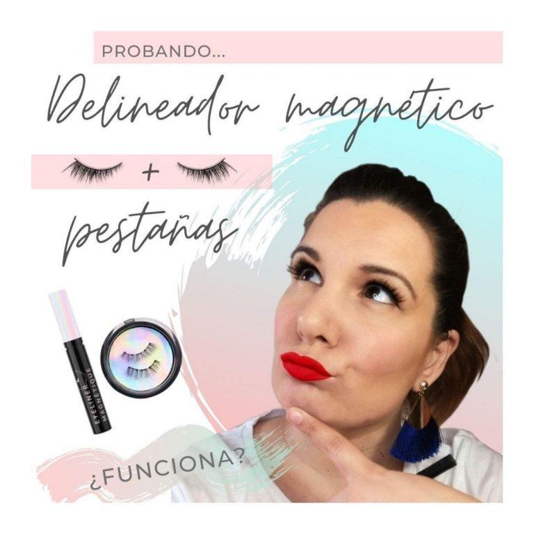 Eyeliner magnetico a prueba. ¿Funciona? ¿Es fácil aplicarlo? ¿Y retirarlo?