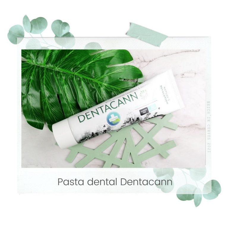 Pasta de dientes Dentacann