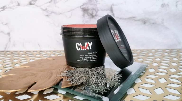 clay red mascarilla fancy handy opinion