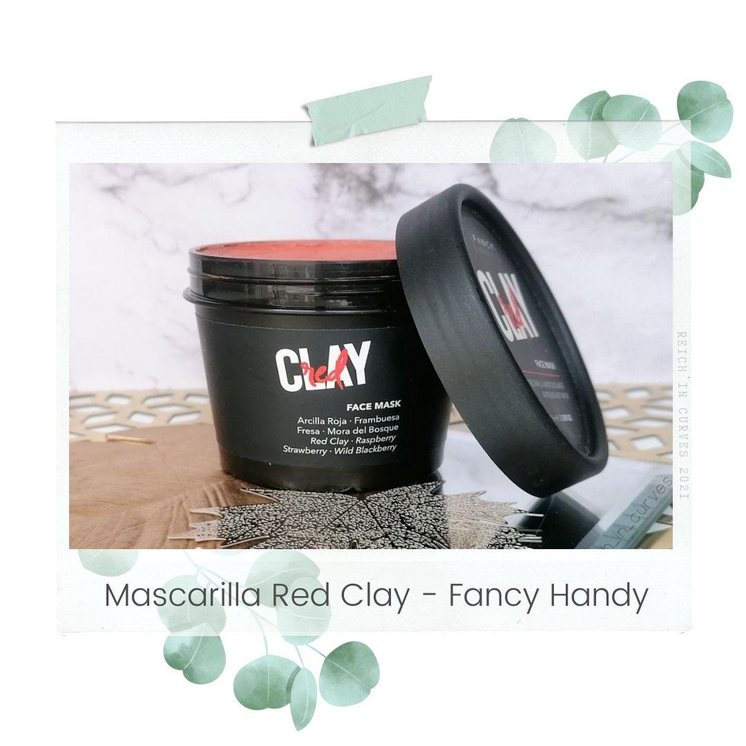 Red Clay: mascarilla antioxidante de Fancy Handy