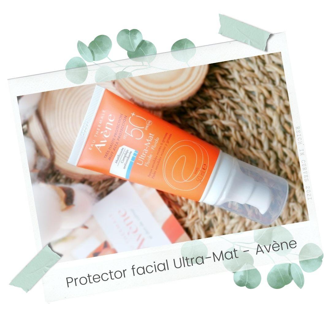 Avène Ultra-Mat: Protector solar facial