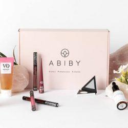 suscripción caja belleza abiby